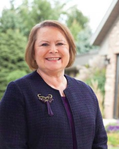 Lois Wiedenheoft, President and CEO of Forward Mutual Insurance Company