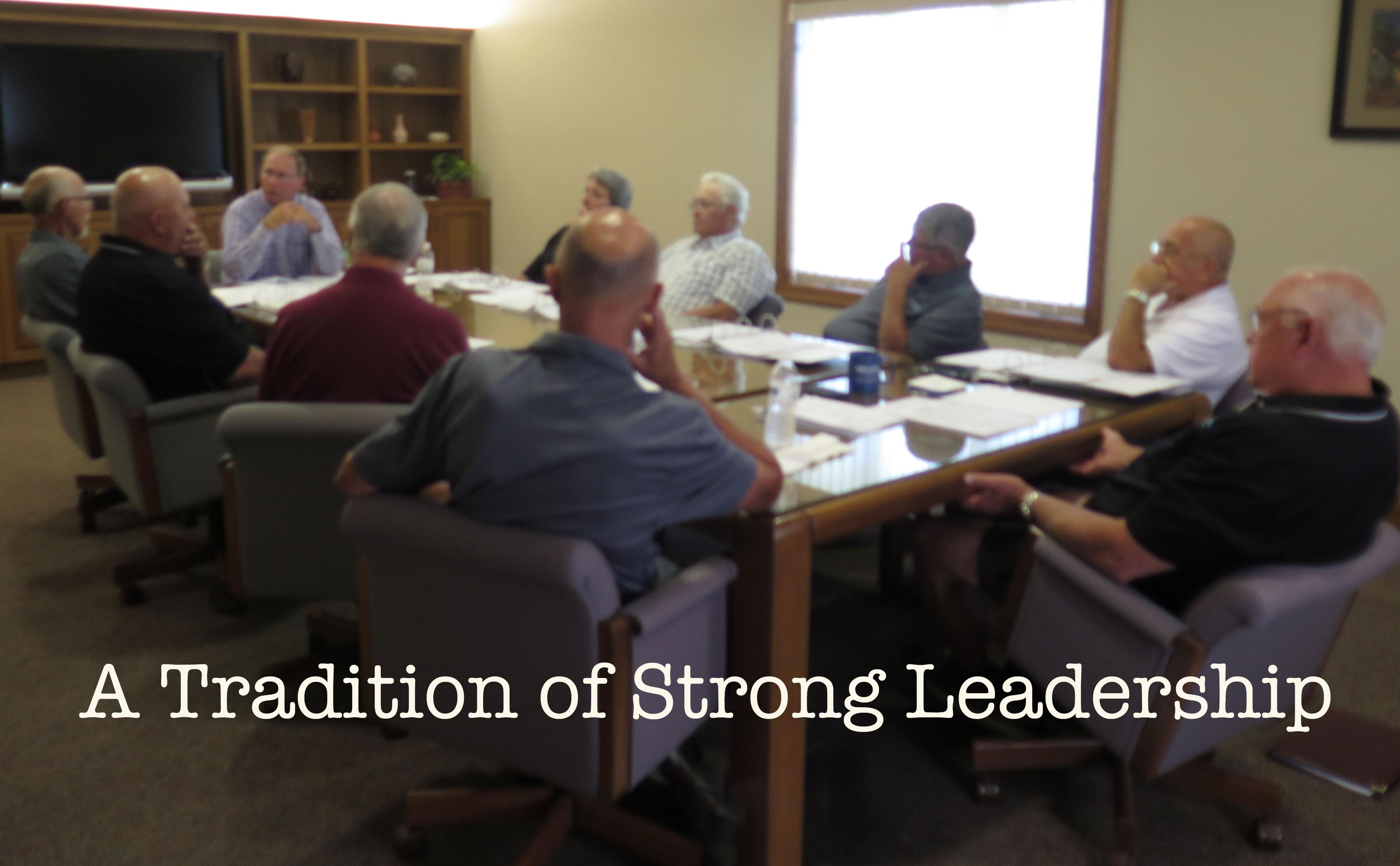 Forward Mutual board of director meeting, 2017