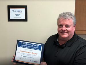 Gordon Schmidt of Ixonia Insurance Agency, Ixonia, WI